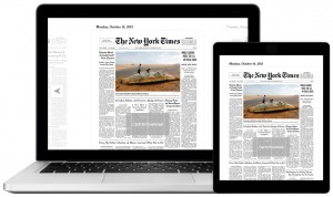 NEW YORK TIMES - ARTICLES PRESSSE